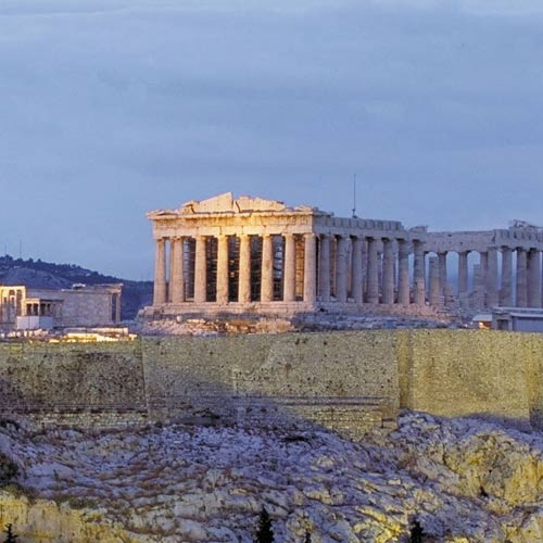 Landmarks answer: ACROPOLIS