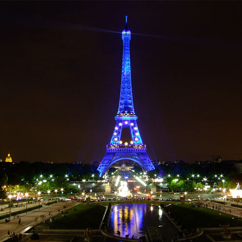 Landmarks answer: EIFFEL TOWER