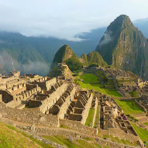 Landmarks answer: MACHU PICCHU