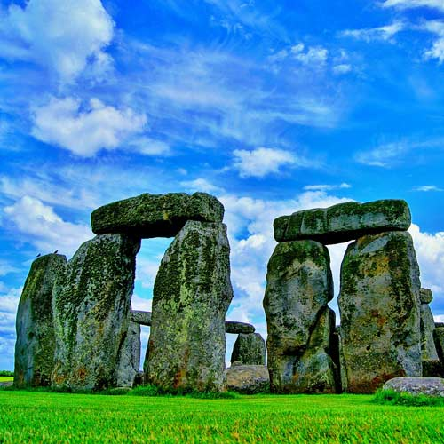 Landmarks answer: STONEHENGE