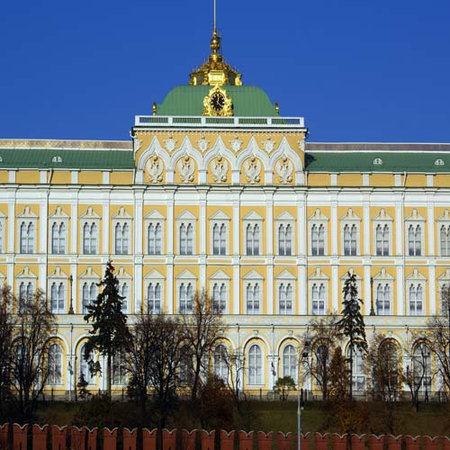 Landmarks answer: KREMLIN PALACE