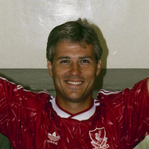LFC Icons answer: GLENN HYSEN