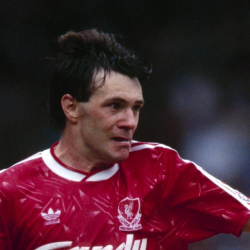 LFC Icons answer: RAY HOUGHTON