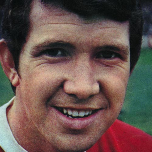 LFC Icons answer: CHRIS LAWLER