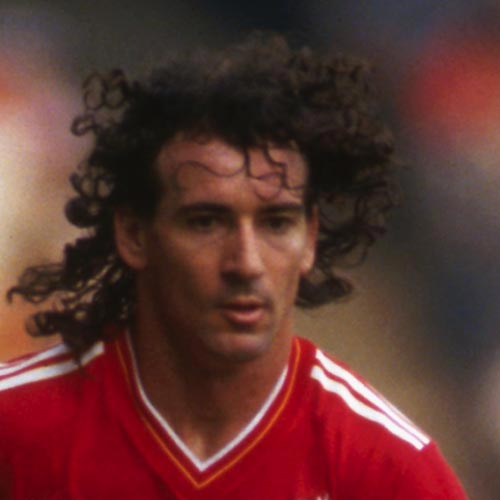 LFC Icons answer: CRAIG JOHNSTON