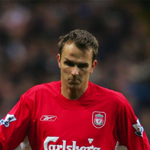 LFC Icons answer: DIETMAR HAMANN