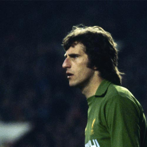 LFC Icons answer: RAY CLEMENCE