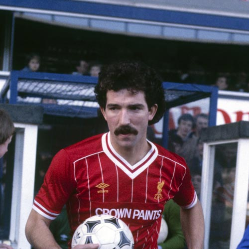 LFC Icons answer: GRAEME SOUNESS