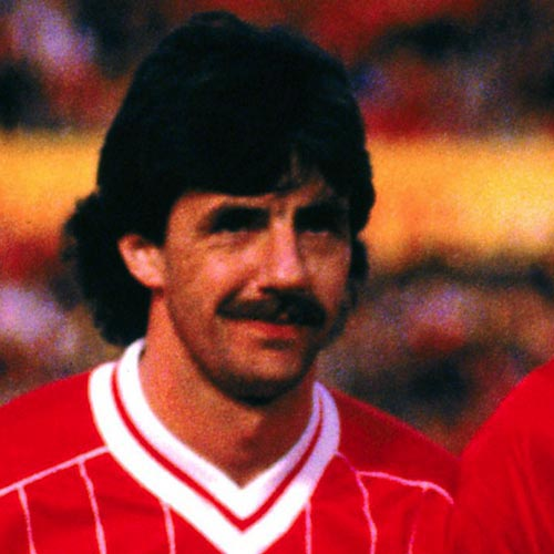 LFC Icons answer: MARK LAWRENSON