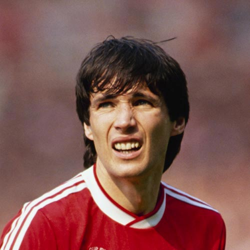 LFC Icons answer: ALAN HANSEN
