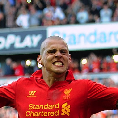 LFC Icons answer: MARTIN SKRTEL