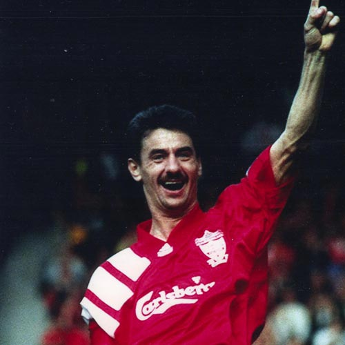 LFC Icons answer: IAN RUSH