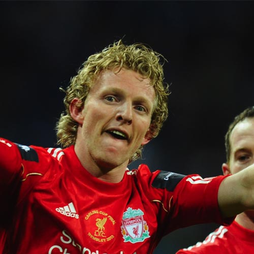 LFC Icons answer: DIRK KUYT
