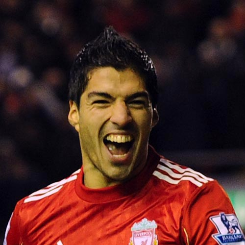LFC Icons answer: LUIS SUAREZ