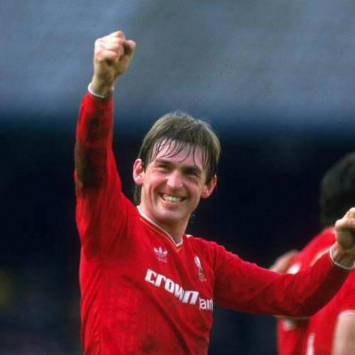 LFC Icons answer: KENNY DALGLISH