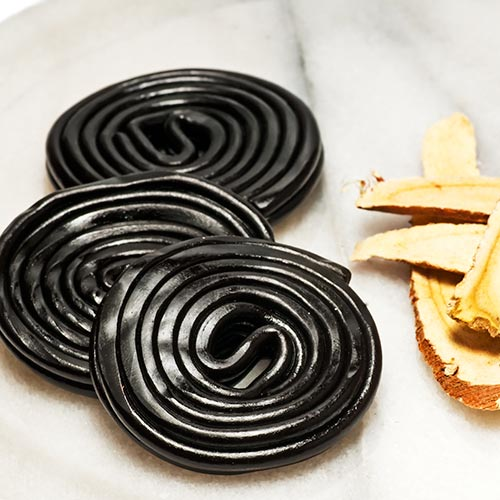 L is for... answer: LIQUORICE
