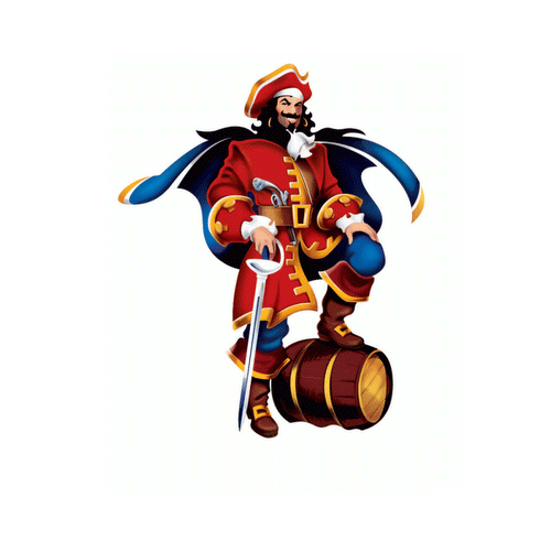 Logos answer: CAPTAIN MORGAN