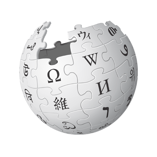 Logos answer: WIKIPEDIA
