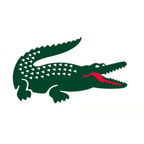 Logos answer: LACOSTE