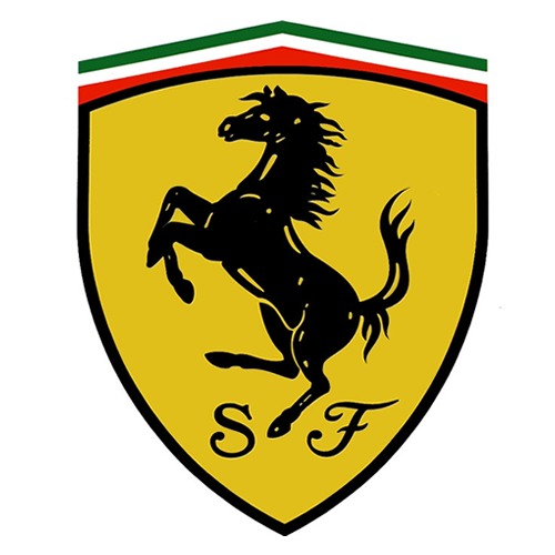 Logos answer: FERRARI