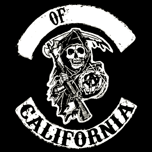 Logos answer: SONS OF ANARCHY