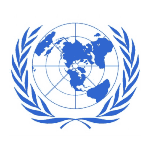 Logos answer: UNITED NATIONS