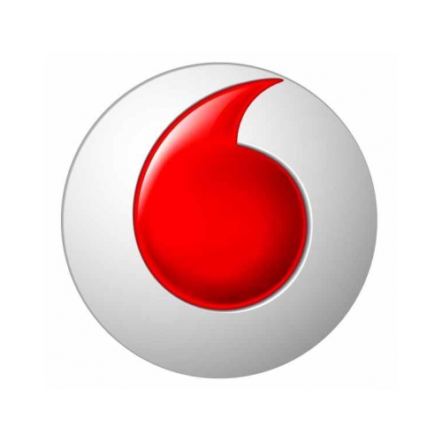 Logos answer: VODAFONE
