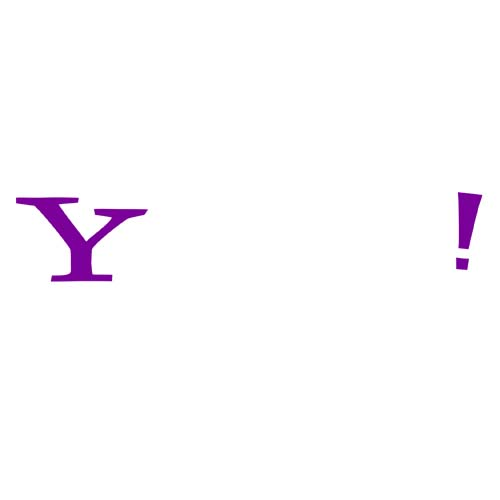 Logos answer: YAHOO