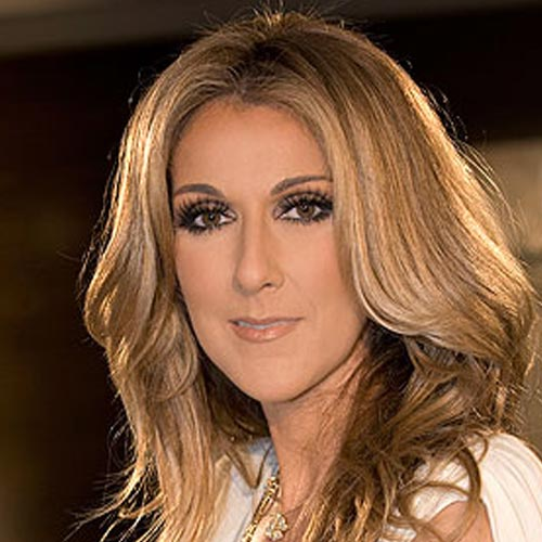 Love answer: CELINE DION