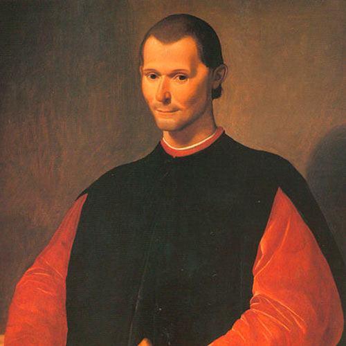 M is for... answer: MACHIAVELLI