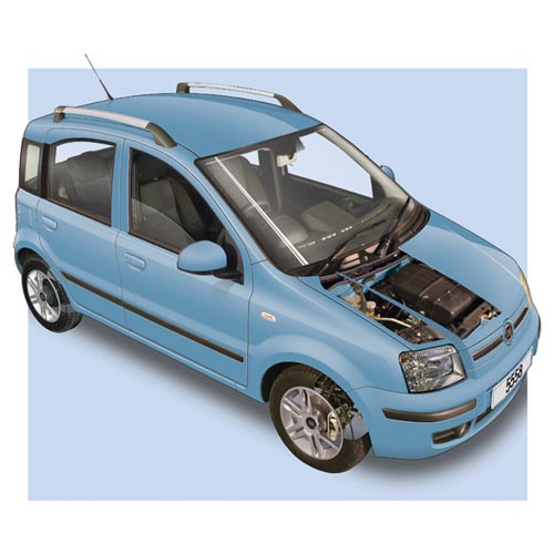 Modern Cars answer: FIAT PANDA