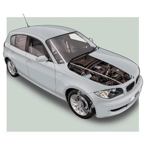 Modern Cars answer: BMW 1 SERIES