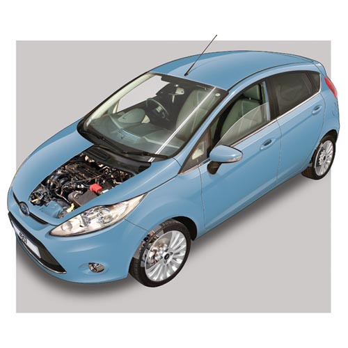 Modern Cars answer: FORD FIESTA MK6