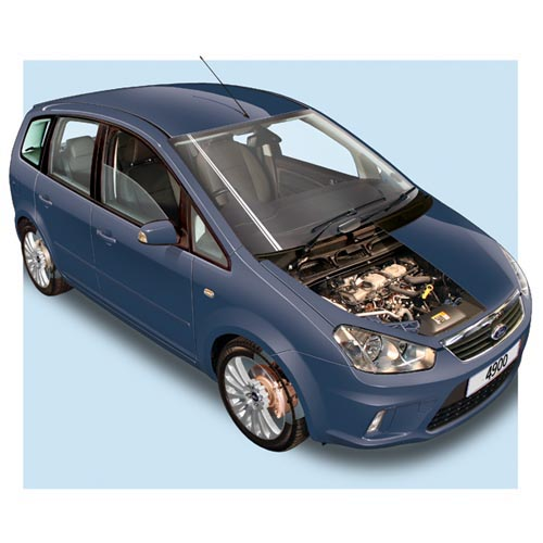 Modern Cars answer: FORD C-MAX