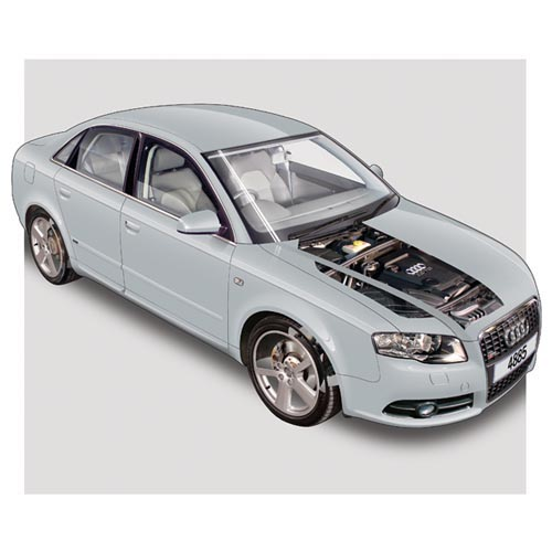 Modern Cars answer: AUDI A4