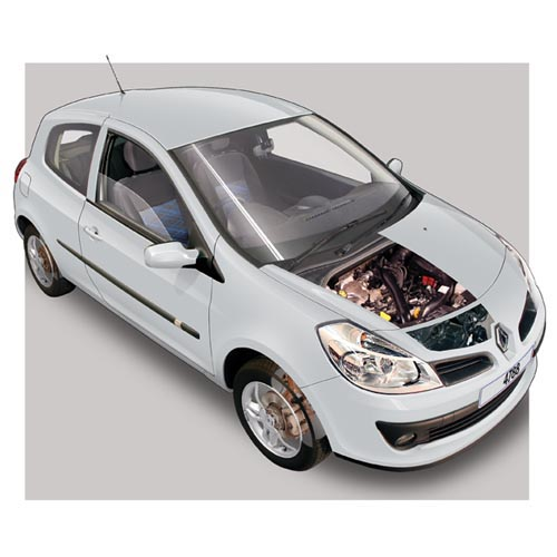 Modern Cars answer: RENAULT CLIO