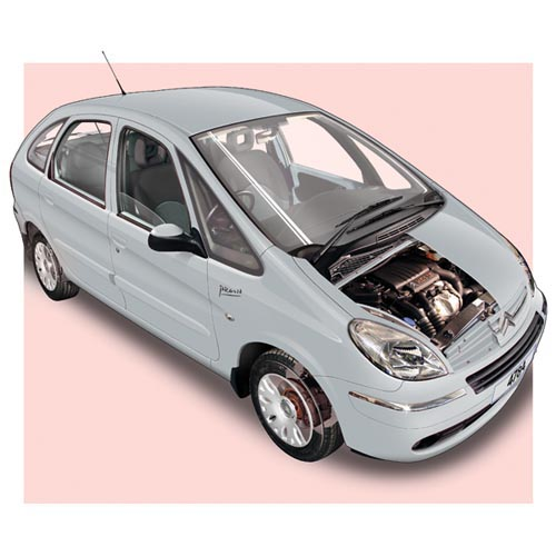 Modern Cars answer: XSARA PICASSO