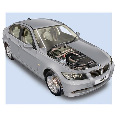 Modern Cars answer: BMW 3 SERIES