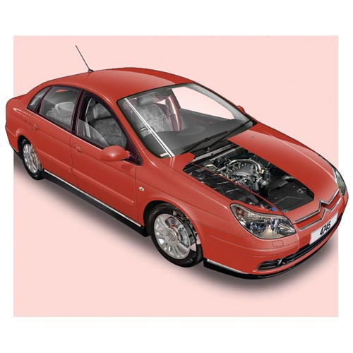 Modern Cars answer: CITROEN C5