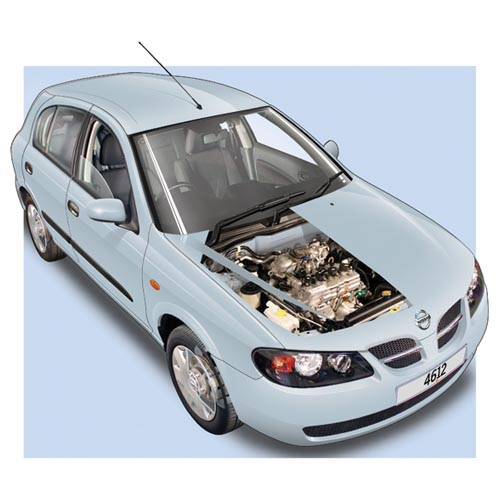 Modern Cars answer: ALMERA MK2