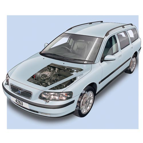 Modern Cars answer: VOLVO V70