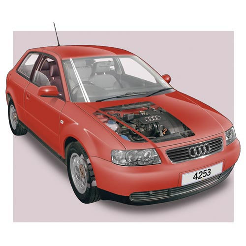 Modern Cars answer: AUDI A3