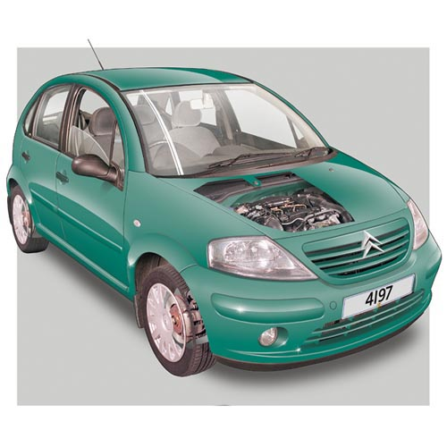 Modern Cars answer: CITROEN C3