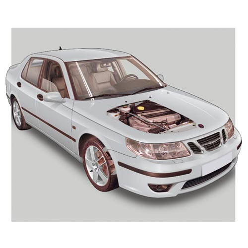 Modern Cars answer: SAAB 9-3