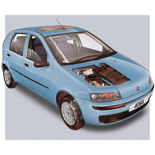 Modern Cars answer: FIAT PUNTO