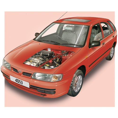Modern Cars answer: ALMERA MK1