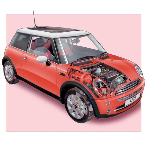Modern Cars answer: MINI