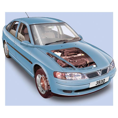 Modern Cars answer: VAUXHALL VECTRA
