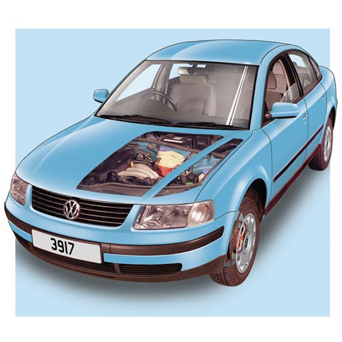 Modern Cars answer: VW PASSAT