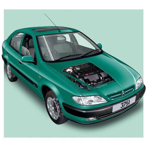 Modern Cars answer: CITROEN XSARA